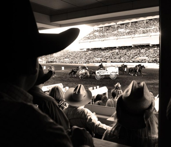 Photojournalism Chuckwagon