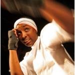 Pro Boxer Tracy Carlton