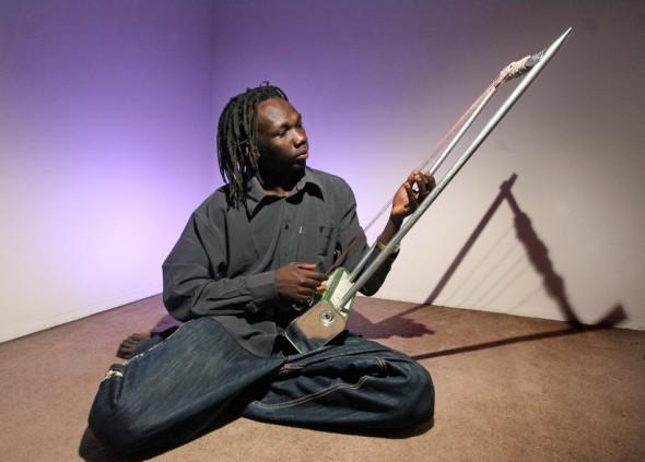 Ethiopian Instrument
